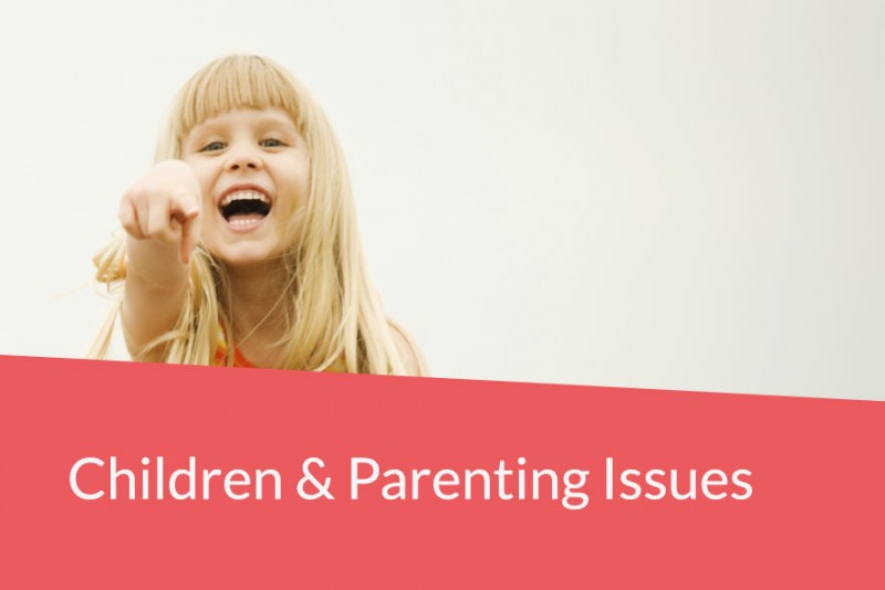 Children and parenting issues