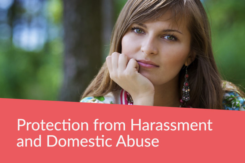 Protection from domestic abuse